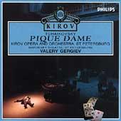 Tchaikovsky: Pique Dame / Gergiev, Kirov Opera