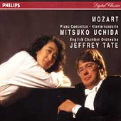 Mozart: Piano Concertos / Uchida, Tate, English CO