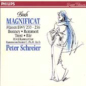 Bach: Magnificat and Masses