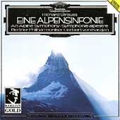 Karajan Gold - Strauss: Eine Alpensinfonie / Berlin PO