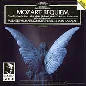 Mozart: Requiem (1986) / Herbert von Karajan(cond), Vienna Philharmonic Orchestra, Anna Tomowa Sintow(S), Helga Muller Molinar(Ms), etc
