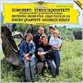 Beethoven: Great Fugue Op.133/Schubert: String Quintett