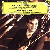 Barber: Violin Concerto Op.14, Korngold / Violin Concerto Op.35, etc (6/1993) / Gil Shaham(vn), Andre Previn(cond), LSO, etc
