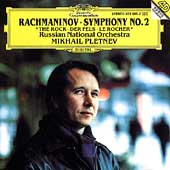 Rachmaninov: Symphony No 2, The Rock / Mikhail Pletnev(cond), Russian National Orchestra