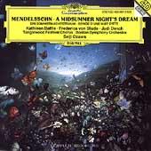 メンデルスゾーン: 劇音楽<真夏の夜の夢>