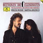 Beethoven: Cello Sonatas, etc