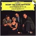Mozart: Eine Kleine Nachtmusik / Hagen Quartet