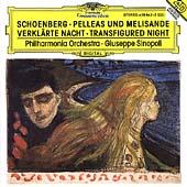 Schoenberg: Pelleas and Melisande, etc / Sinopoli