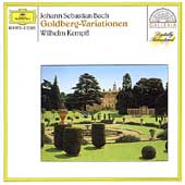 J.S.Bach : Goldberg Variations