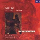 Verdi: Otello / Solti, Price, Cossutta, Bacquier