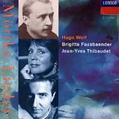 Hugo Wolf / Brigitte Fassbaender, Jean-Yves Thibaudet
