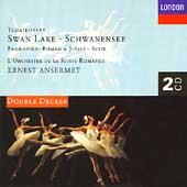 Tchaikovsky: Swan Lake; Prokofiev: Romeo & Juliet / Ansermet