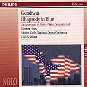 Gershwin: Rhapsody in Blue, etc / Haas, de Waart