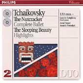 Tchaikovsky: Nutcracker, Sleeping Beauty Highlights