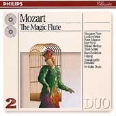 Mozart: The Magic Flute / Davis, Price, Serra, Schreier