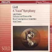 """Liszt: A """"Faust"""" Symphony / Dorati, Kozma, et al"""
