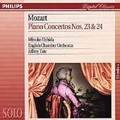 Mozart: Piano Concerto nos 23 & 24 / Uchida