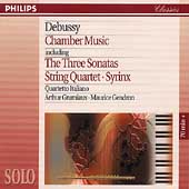 Debussy: Chamber Works