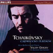 Tchaikovsky: Capriccio Italien, etc / Gergiev, Kirov Orch