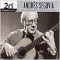 The Millennium Collection:20th Century Masters:Andres Segovia(g)