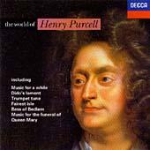 The World of Henry Purcell / Britten, Ferrier, Baker, Bowman et al