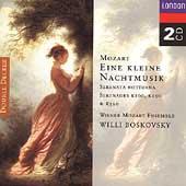 Mozart: Eine kleine Nachtmusik, etc / Willi Boskovsky