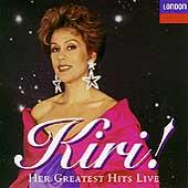 Kiri! - Her Greatest Hits Live