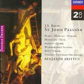 Bach: St John Passion / Britten, Pears, Howell, Harper et al