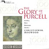 Purcell 300th Celebration - The Glory of Purcell
