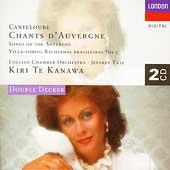 Canteloube: Chants D'Auvergne / Te Kanawa, Tate, English CO