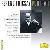 Ferenc Fricsay Portrait - Beethoven: Symphonie No 9