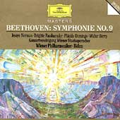 """Beethoven: Symphony No.9 Op.125""""Choral""""(11/1980) / Karl Bohm(cond), VPO, Walter Berry(Bs-Br), etc"""
