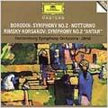 Borodin: Symphony No 2; Rimsky-Korsakov: Symphony No 2