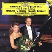 The Berlin Recital / Anne-Sophie Mutter(vn), Lambert Orkis(p)