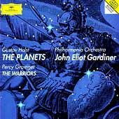 Holst: The Planets;  Grainger / Gardiner, Philharmonia