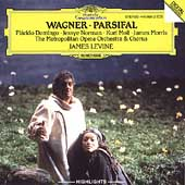 Wagner: Parsifal - Highlights / Levine, Domingo, Norman et al