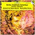 Berlioz: Symphonie Fantastique; Dutilleux: Metaboles (10/1993) / Myung-Whun Chung(cond), Orchestre de l'Opera Bastille