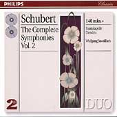 Schubert: Complete Symphonies Vol 2 / Sawallisch