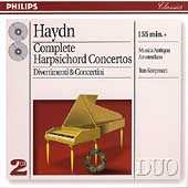 Haydn: Keyboard Concertos etc.