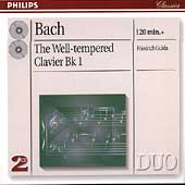 J.S.Bach: The Well-Tempered Clavier Book I