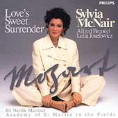 Love's Sweet Surrender / Sylvia McNair