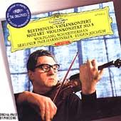 Beethoven: Violin Concerto Op.61 (5/1962), Mozart / Violin Concerto K.219 (2/1967) / Wolfgang Schneiderhan(vn&cond), Eugen Jochum(cond), BPO