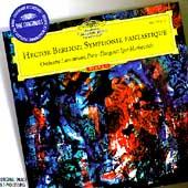 Berlioz: Symphonie Fantastique-Episodes Op.14; Cherubini: Anacreon Overture, etc / Igor Markevitch(cond), Lamoureux Concerts Orchestra