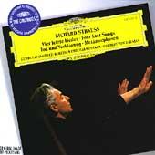 R.Strauss: Vier Letzte Lieder, Metamorphosen, Tod und Verklarung