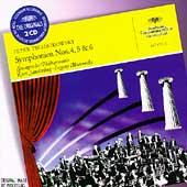 Tchaikovsky: Symphony No.4, 5, 6 / Kurt Sanderling(cond), Evgeny Mravinsky(cond), Leningrad Philharmonic Orchestra