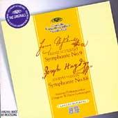 Schubert: Symphony No.9; Haydn: Symphony No.88 / Wilhelm Furtwangler(cond), Berlin Philharmonic Orchestra