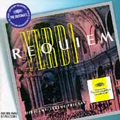Verdi: Requiem / Ferenc Fricsay(cond), RIAS Symphony Orchesetra Berlin, Maria Stader(S), Helmut Krebs(T), etc