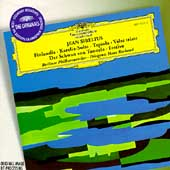 Sibelius: Finlandia, Karelia Suite, Tapiola, Valse Triste, etc / Hans Rosbaud(cond), Berlin Philharmonic Orchestra