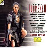 Mozart: Idomeneo / James Levine(cond), Metropolitan Opera Orchestra & Chorus, Placido Domingo(T), Cecilia Bartoli(Ms), Carol Vaness(S), etc