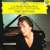 J.S.Bach: Partita no 1, etc / Maria Joao Pires